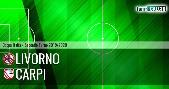 Livorno - Carpi
