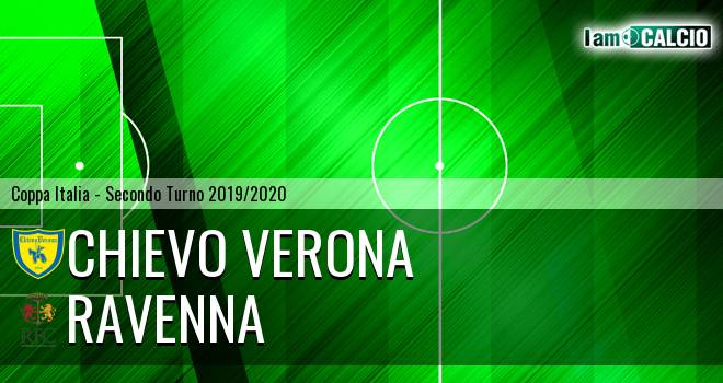 Chievo Verona - Ravenna