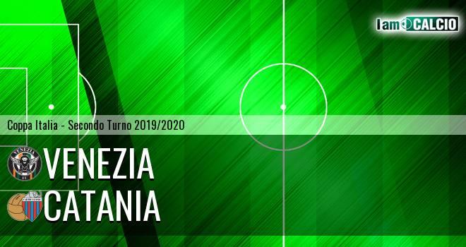 Venezia - Catania
