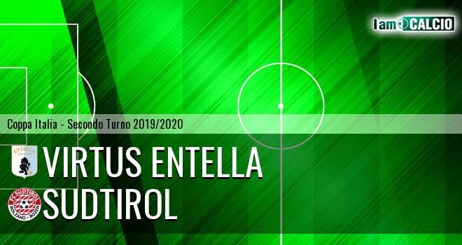 Virtus Entella - Sudtirol