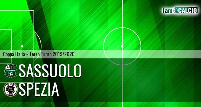 Sassuolo - Spezia