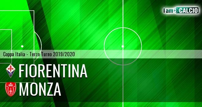 Fiorentina - Monza