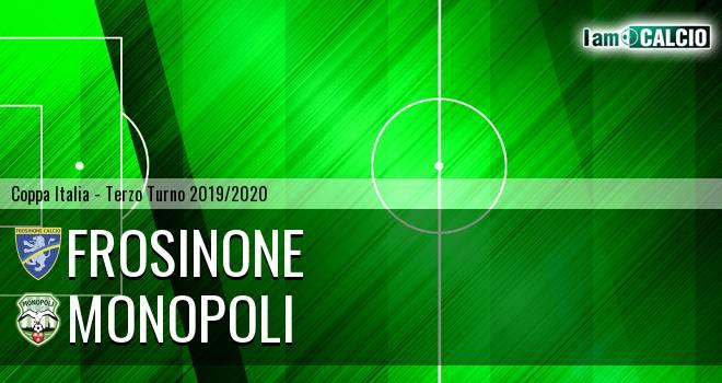 Frosinone - Monopoli