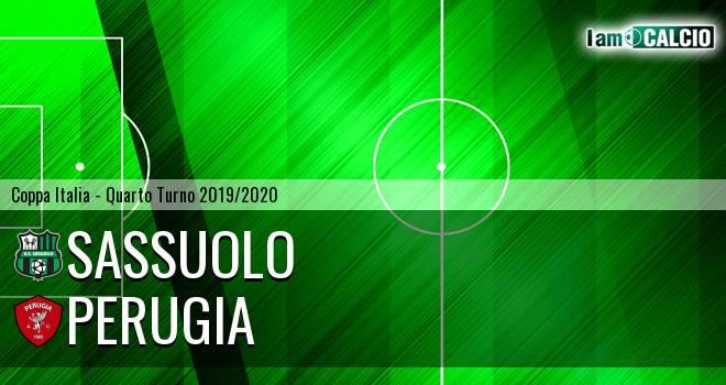 Sassuolo - Perugia