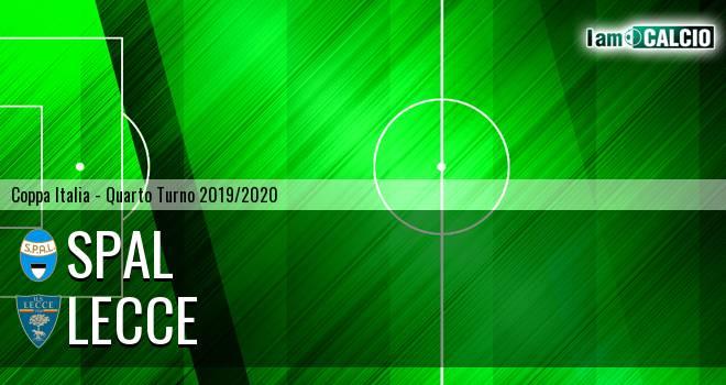 Spal - Lecce 5-1. Cronaca Diretta 04/12/2019