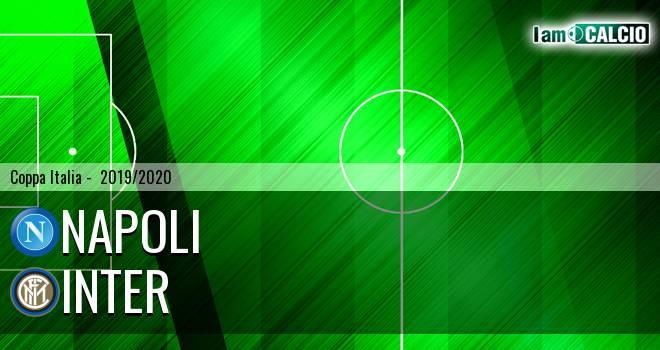 Napoli - Inter 1-1. Cronaca Diretta 13/06/2020
