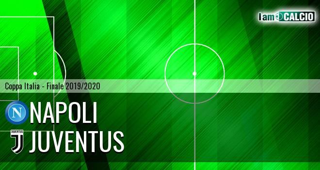 Napoli - Juventus 4-2. Cronaca Diretta 17/06/2020