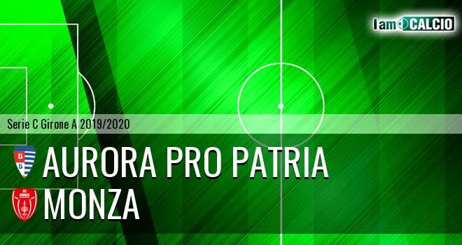 Aurora Pro Patria - Monza