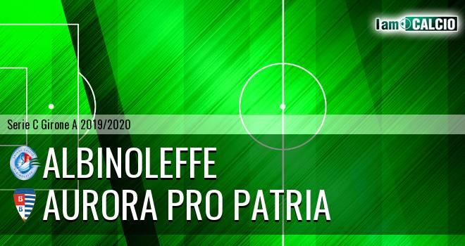 Albinoleffe - Aurora Pro Patria