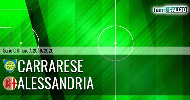 Carrarese - Alessandria