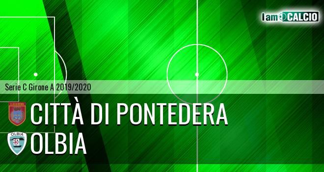 Città di Pontedera - Olbia