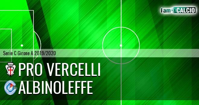 Pro Vercelli - Albinoleffe