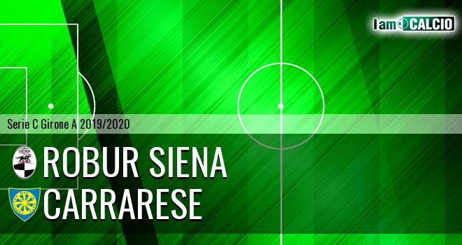 Robur Siena - Carrarese