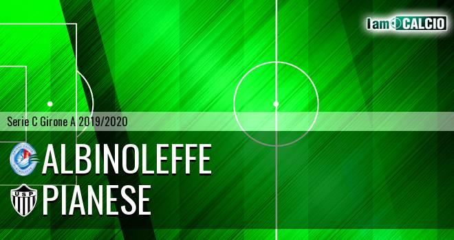 Albinoleffe - Pianese