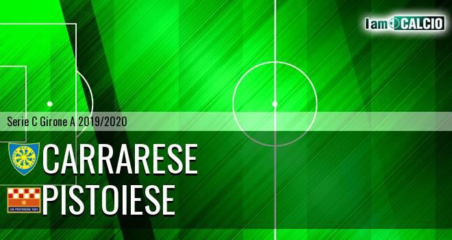 Carrarese - Pistoiese