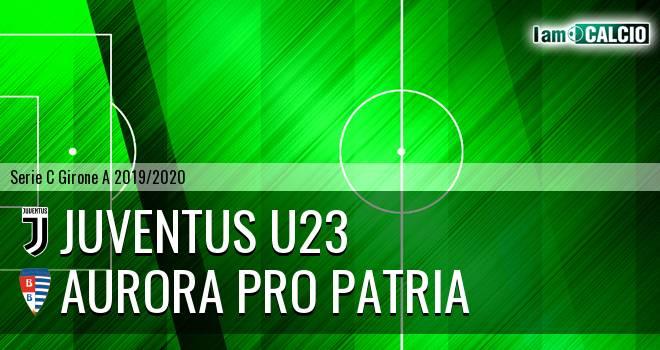 Juventus U23 - Aurora Pro Patria