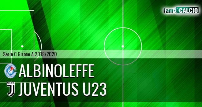 Albinoleffe - Juventus U23