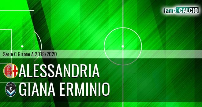 Alessandria - Giana Erminio