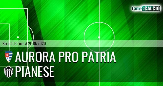 Aurora Pro Patria - Pianese