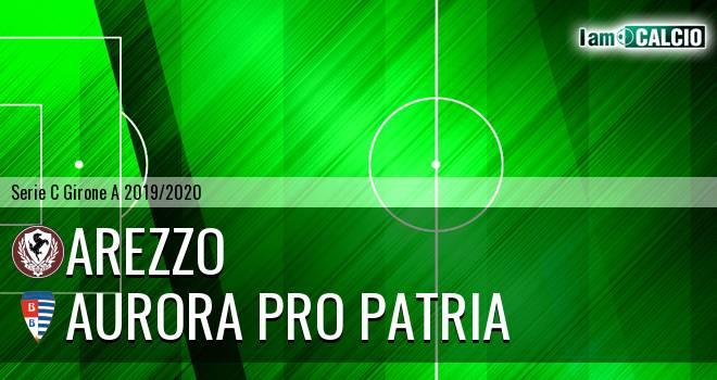 Arezzo - Aurora Pro Patria