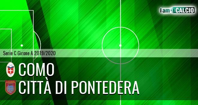 Como - Città di Pontedera