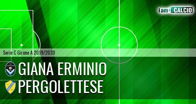 Giana Erminio - Pergolettese