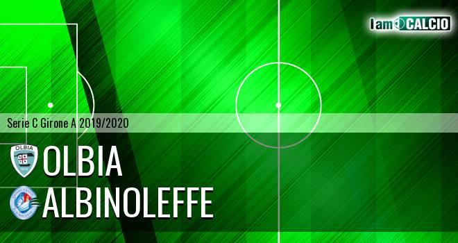 Olbia - Albinoleffe