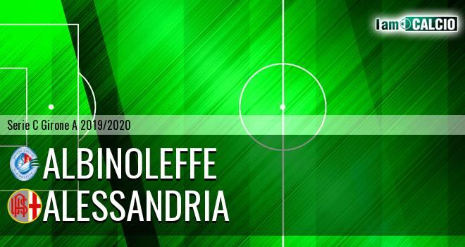 Albinoleffe - Alessandria