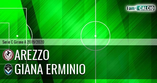 Arezzo - Giana Erminio