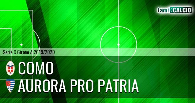 Como - Aurora Pro Patria