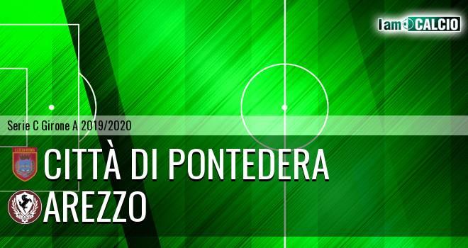 Città di Pontedera - Arezzo
