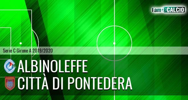 Albinoleffe - Città di Pontedera
