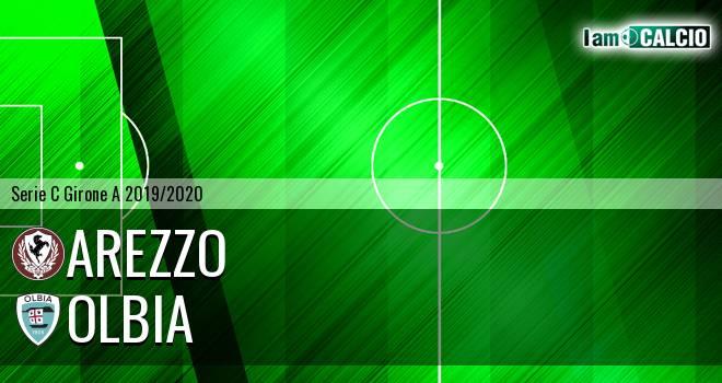 Arezzo - Olbia