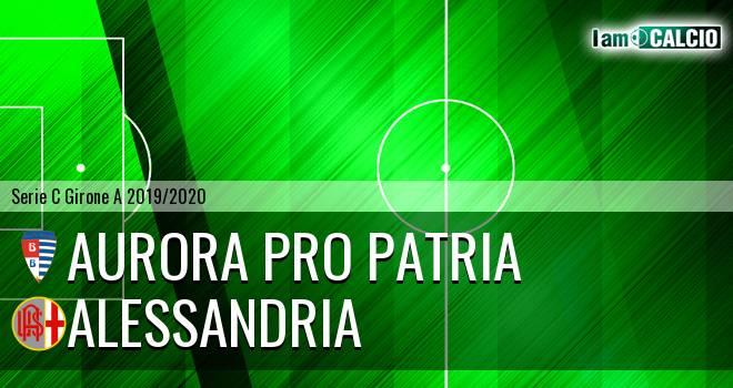 Aurora Pro Patria - Alessandria