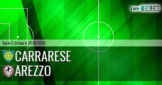 Carrarese - Arezzo