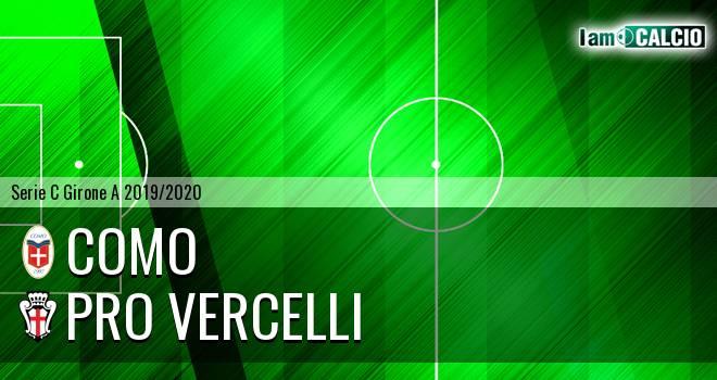Como - Pro Vercelli