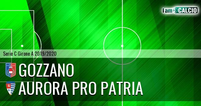 Gozzano - Aurora Pro Patria