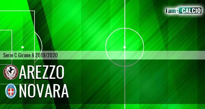 Arezzo - Novara
