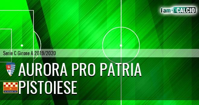 Aurora Pro Patria - Pistoiese