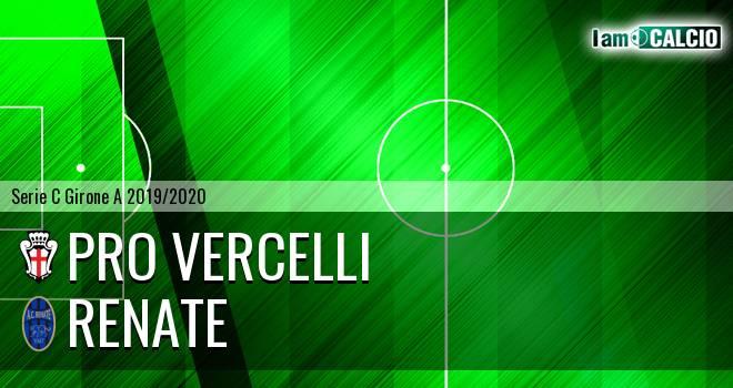 Pro Vercelli - Renate