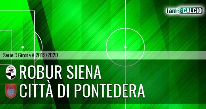 Siena 1904 - Città di Pontedera