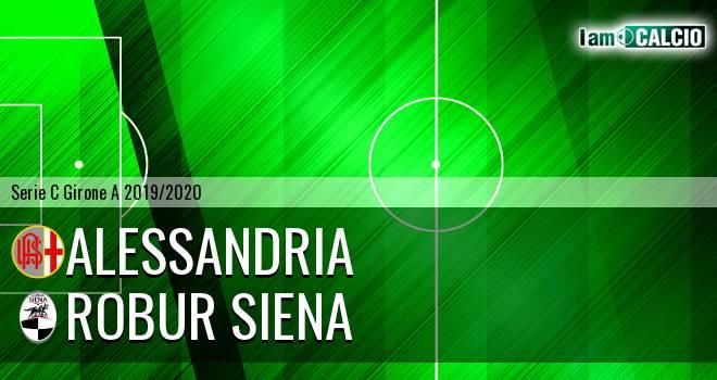 Alessandria - Robur Siena