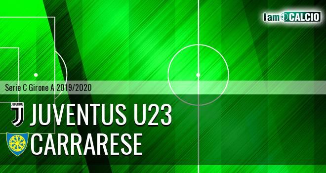 Juventus U23 - Carrarese