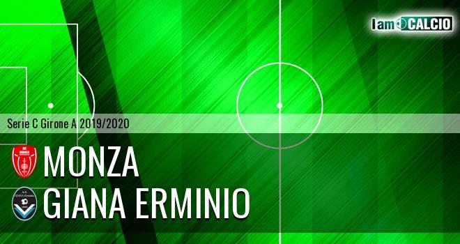 Monza - Giana Erminio