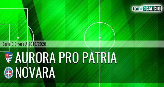 Aurora Pro Patria - Novara