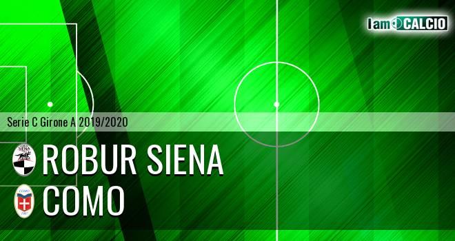 Robur Siena - Como