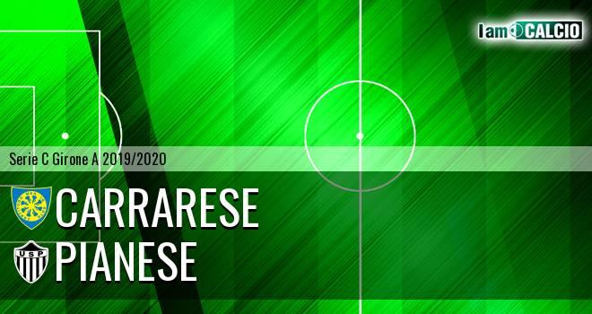 Carrarese - Pianese
