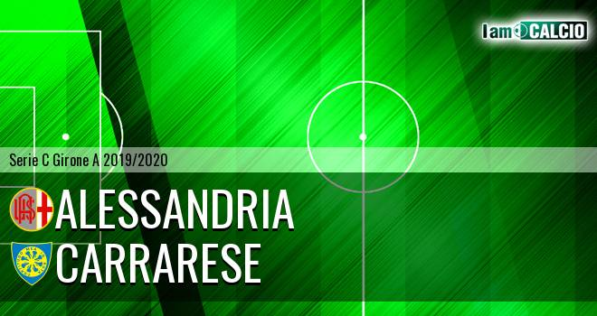 Alessandria - Carrarese
