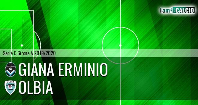 Giana Erminio - Olbia