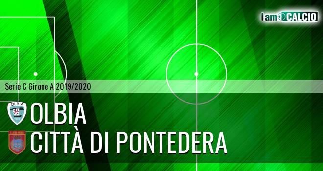 Olbia - Città di Pontedera